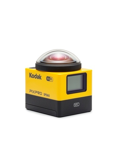 SP360 Aqua Aksiyon Kamera-Kodak